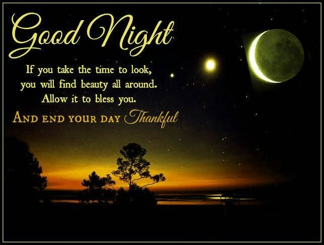 Good night status sms in English ,Good night facebook status