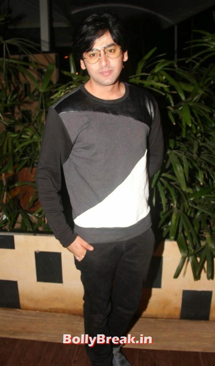 Shashank Vyas, Hot Pics from Sargun Mehta Birthday Bash