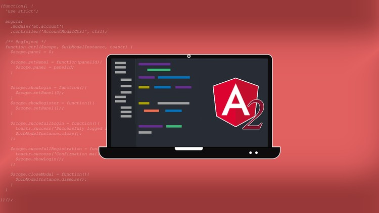 Learn Angular 2 from Beginner to Advanced - Udemy Coupon