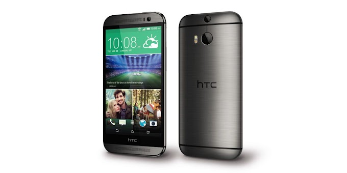 HTC One M8s officially announced