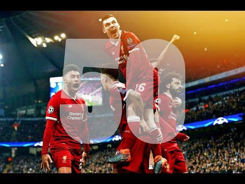 LIVERPOOL FC - TOP 50 GOALS - 2017/18