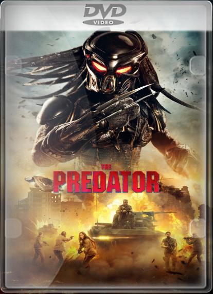 Pelicula El Depredador (2018) DVD5 LATINO/INGLES Online imagen