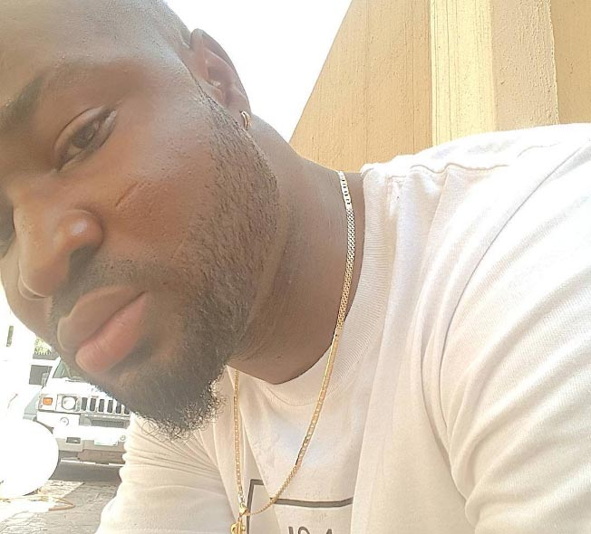 Harrysong blasts fans for suggesting he applied makeup, again