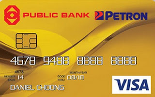 Kredit Kad Public Bank Credit Card
