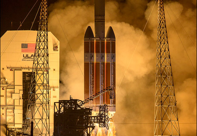 Tinuku NASA's Parker Solar Probe has blasted off to touch Sun