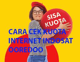 5 Cara Cek Kuota Internet Indosat oOredOo Dari Sisa Pulsa, paket nelpon, 3G Sampai 4G