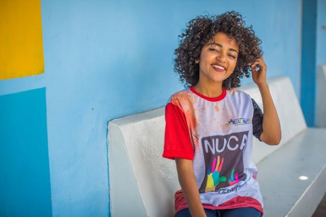 Josielle Barbosa, presidente do NUCA Panelas-PE