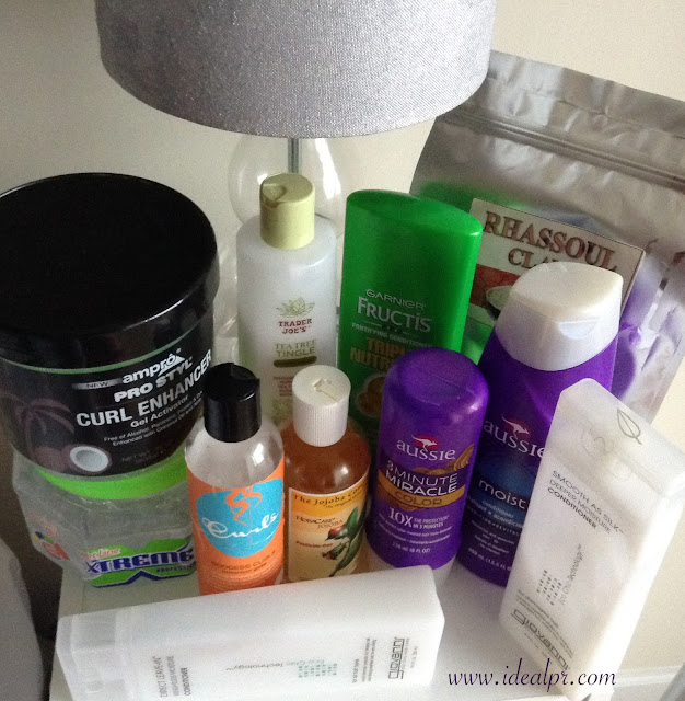 Favorite Natural Curly Girl Products For 3c 4a 4b Low