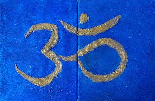 Symbole hindouiste, méditation, bien être, maison zen