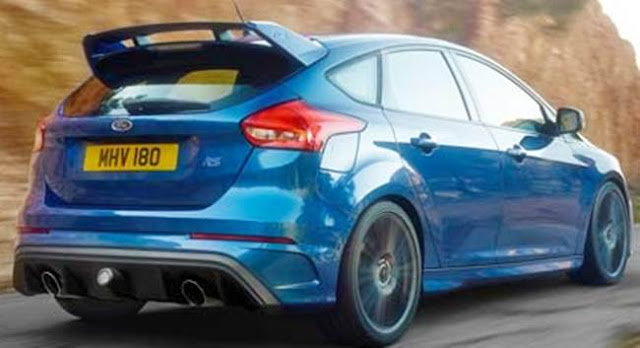 2018 Ford Focus RS500 Redesign