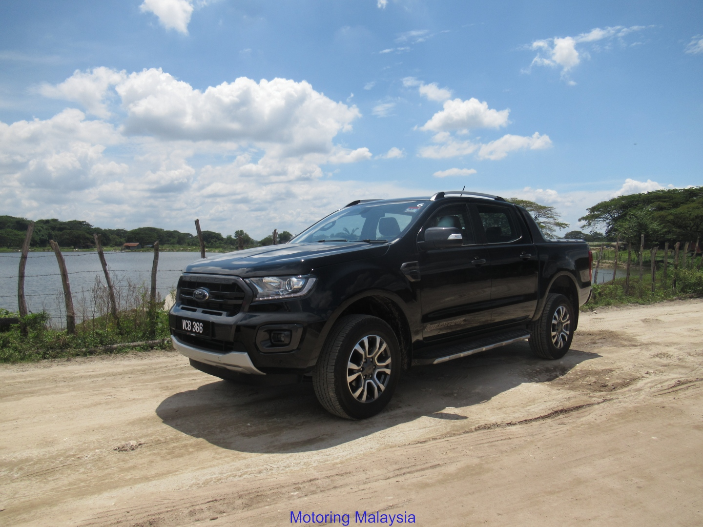 Motoring Malaysia First Drive Impressions The New Ford Ranger
