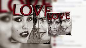 Miley Cyrus remplace le visage de Kim Kardashian par le sien sur un magazine