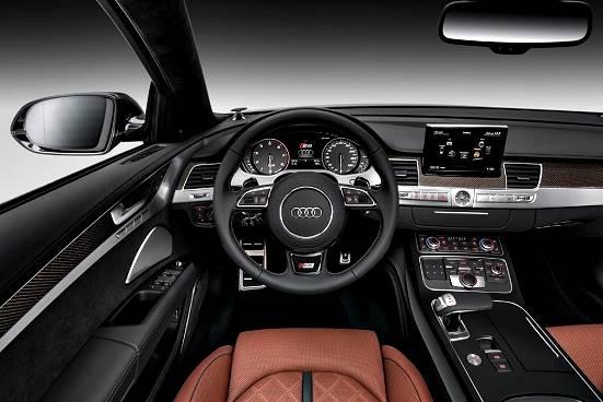2016 Audi S4 Interior