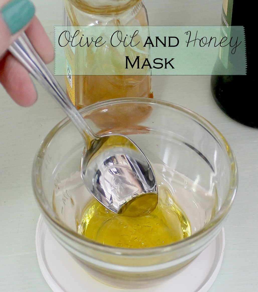 Easy Face Mask - Only Two Ingredients