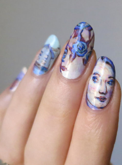 4 Latest Nail Art Designs