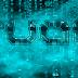 PSD ảnh bìa hiệu ứng chữ hacker