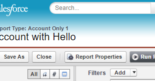 SimplySfdc com: Salesforce: Change Report Type