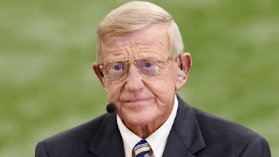 Lou Holtz Explains the Situation We Are In