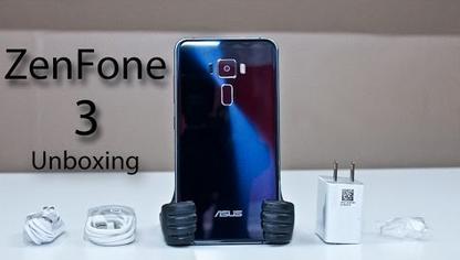 Spesifikasi Asus Zenfone 3 ZE522KL