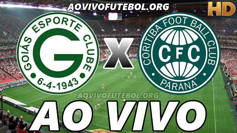 Goiás x Coritiba Ao Vivo HD Online