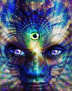Resultado de imagen para chakra tercer ojo