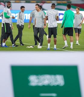 موعد وتوقيت مباراة السعودية وقطر والقنوات الناقلة