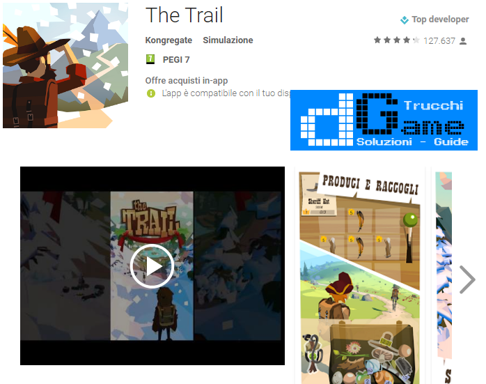 Trucchi The Trail Mod Apk Android v6836