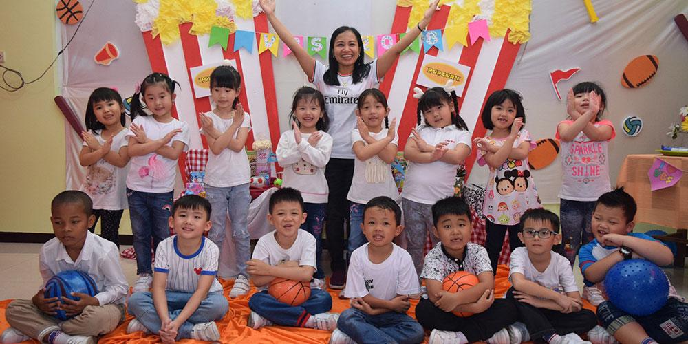 VBS 2018 KB-TK Kalam Kudus Surakarta Memasuki Hari Keempat