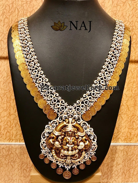 Diamond Kasu Mala by Naj