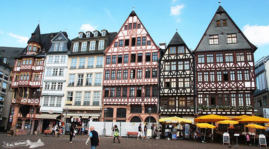 Romer, Frankfurt, Alemanha