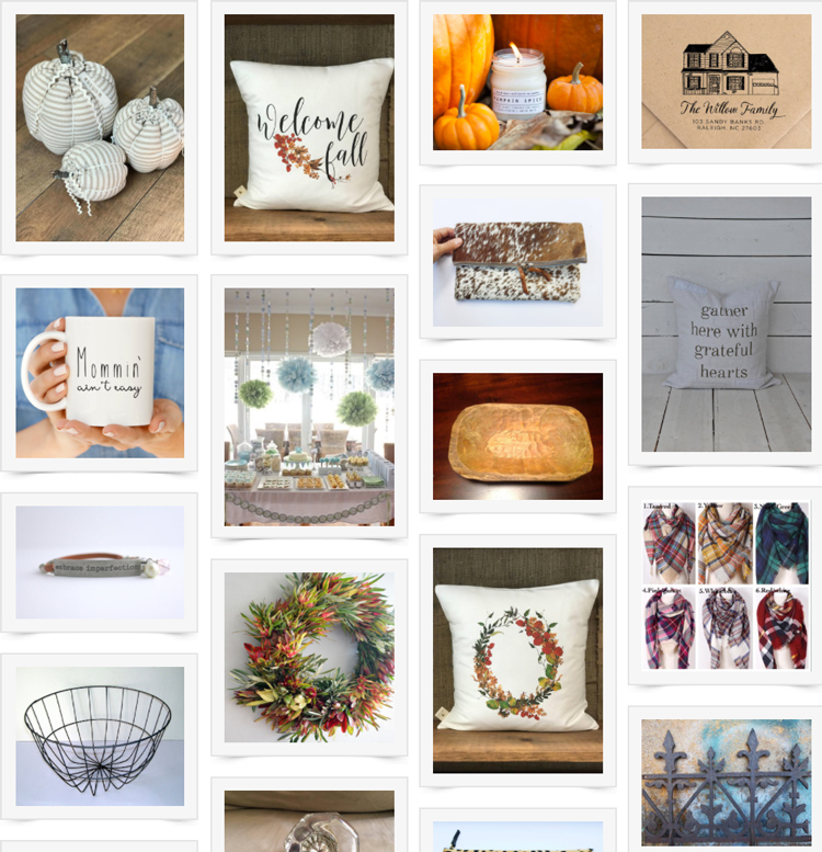 Shop Handmade & Vintage on Etsy