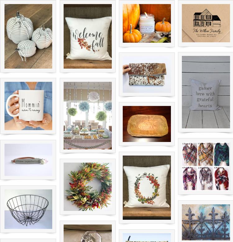 handmade items on etsy