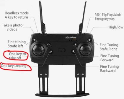 Selfi Menggunakan Drone