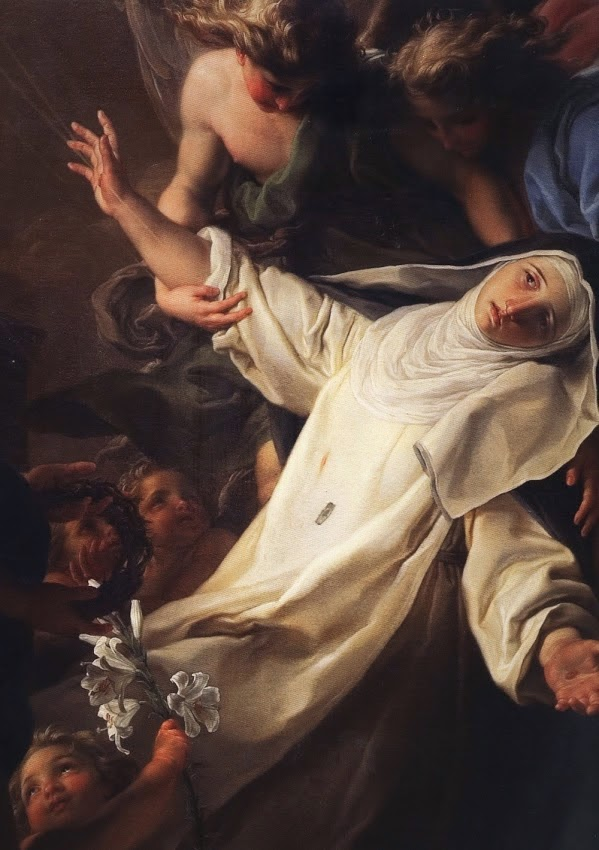 APRIL 29 - St Catherine of Siena - Doctor of the Church & Co-Patroness of Europe
