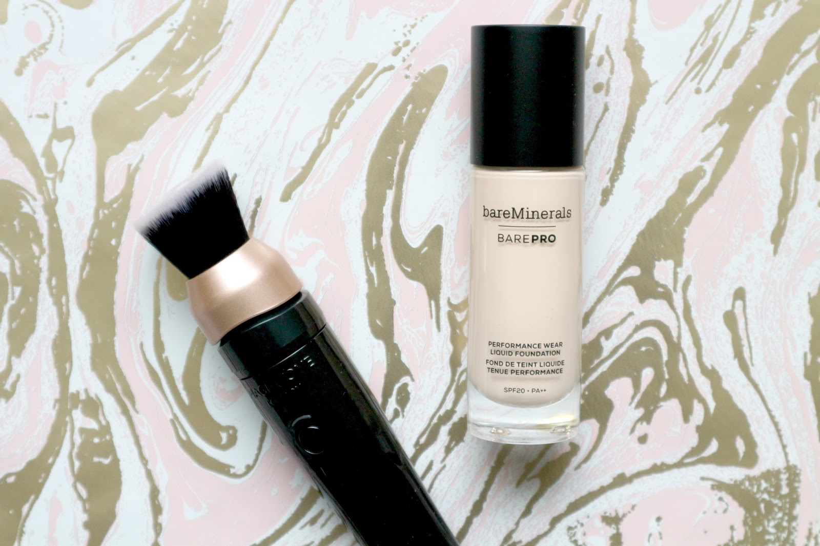 bareminerals barepro foundation review