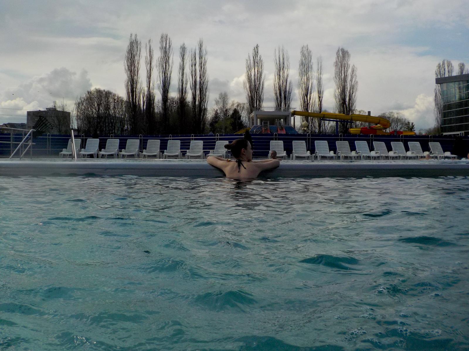 wellness v strede týždňa // Aquacity Poprad