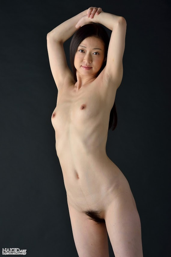 Naked-Art No.00619 Misae Fukomoto 福元美砂恵 - idols