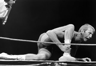 Wrestling Self