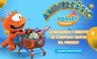 Aniversário PBKids Brinquedos