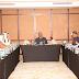 Check Photos: Buhari interacts with Qatar business community