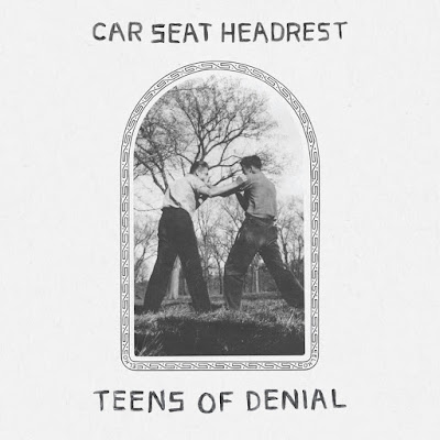 Car Seat Headrest – Teens Of Denial cover album