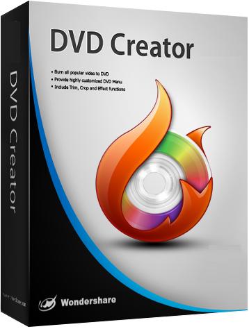 Wondershare DVD Creator four…sixteen + DVD Templates