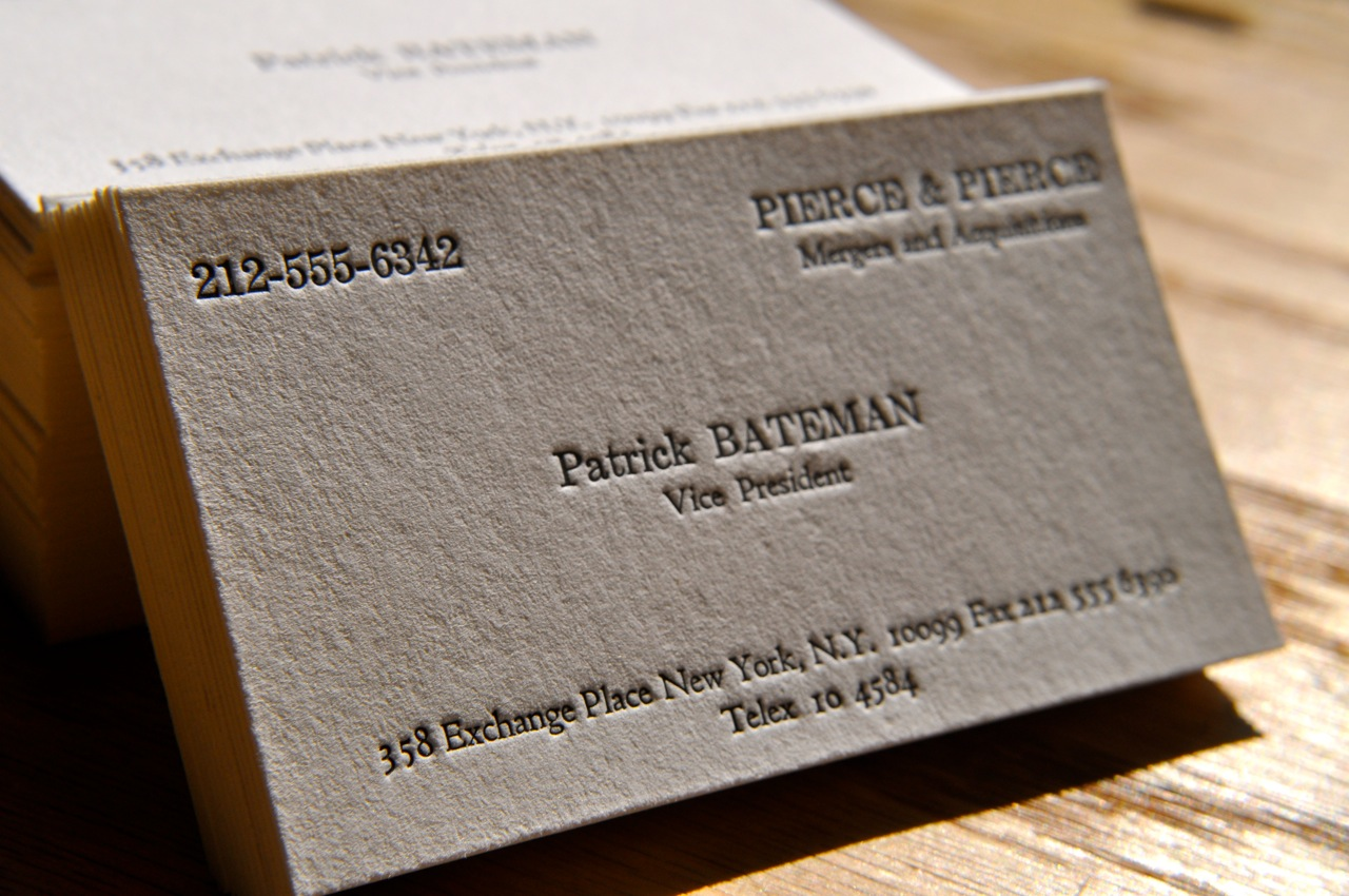 Business Card Paper - Business Card Tips