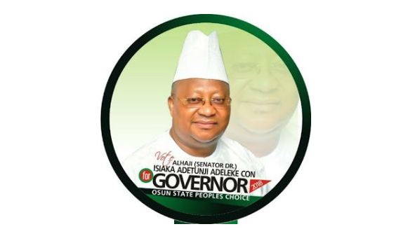 Former Osun Governor and Current APC Senator, Isiaka Adeleke, is dead Read... [Read Details]