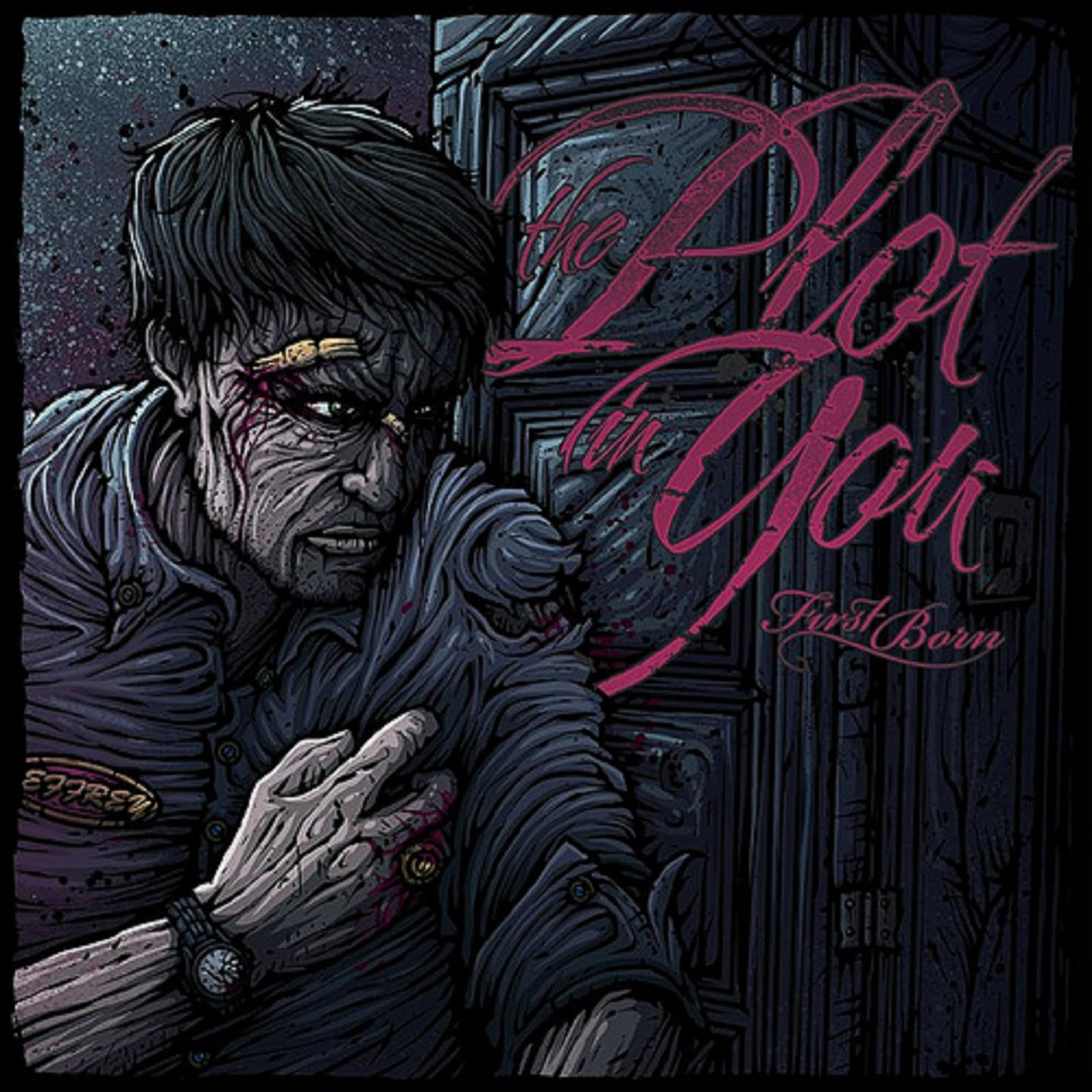 Metalcore Deathcore The Plot In You First Born