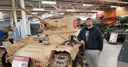 Tiger Day at Bovington Tank Museum