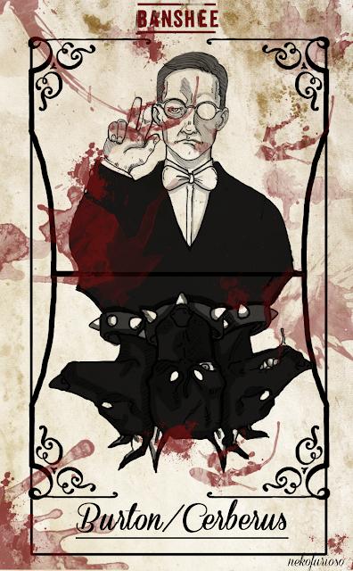 Nekofurioso's Banshee Tarot