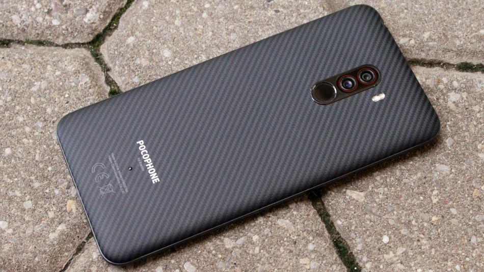 buy online b6080 c2fc0 Xiaomi Poco F1 Armoured Edition With 6 GB RAM, 128 GB Storage Debuts ...