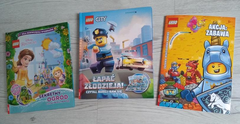 Recenzje Emi Lego Nowości Od Wydawnictwa Ameet Dla Chłopców I