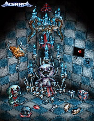 The Binding of Isaac: Rebirth Free Game Download Highly Compressed